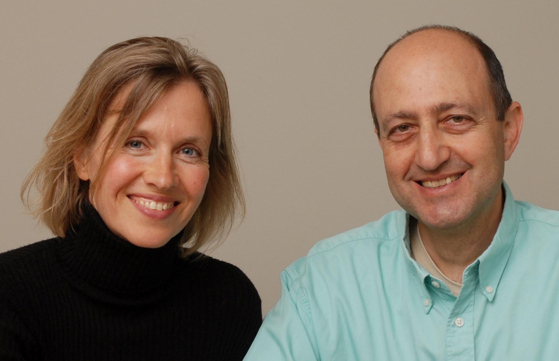 Katja and David Behrens
